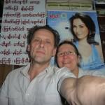 Un apercu de Yangon, la capitale birmane