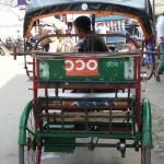 Taxi trishaw- Katha