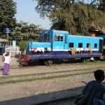 Train - Myitkina -