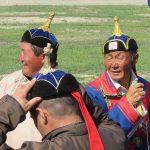 Au Naadam - Mongolie