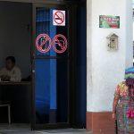 Téléphone et armes interdites - Guatemala