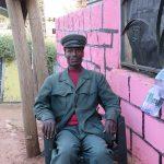 Garde d'hôtel à Harar - Ethiopie