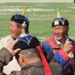 Naadam : parade