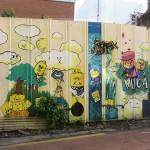 Art dans la rue…