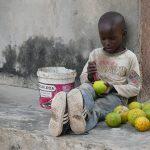 Diatang sous le manguier