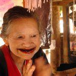 "Sourire ""bétel"" - Thailande"