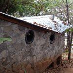 cadre de fenêtre en pneus - Malawi