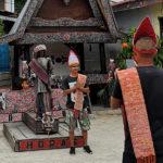 Costume de l'île de Samosir