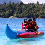 Touristes indonésiens en vacances!