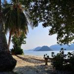 Ambiance de Paggang island