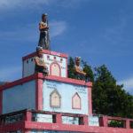 Tombe au pays batak-karo