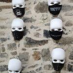 Tous masqués!