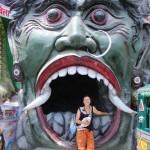 Temples pour rire ?