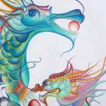 dragons chinois