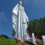 Vierge géante