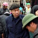 Casque et béret à Baolac - Vietnam