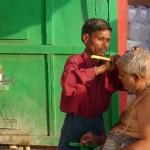 Sur les Gaths - Varanasi - Inde