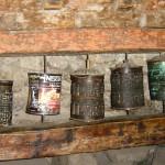 """Moulin à prières 'Nescafé"""" au Népal"""