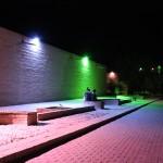 Khiva by night!