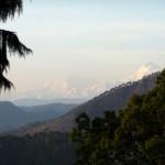 Au pied de l'Himalaya