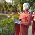BMD au monastère de Banmaw