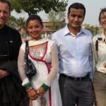 Shreena et Sakar