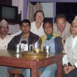 Les Népalais et…  nous !