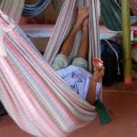 Hamacs sur Pachito