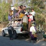 Marché à Kalaw