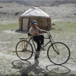 Vélo Kirghize - Chine