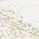 Carte Himalaya