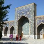 Samarkand historique