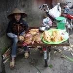 Boucherie canine ambulante au Vietnam