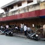 La rue des coiffeurs à Cao Bang - Vietnam