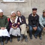 Nos amis Kirghizes